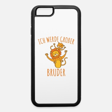 Pregnancy Announcement I will be big brother sibling gift - iPhone 6 Case