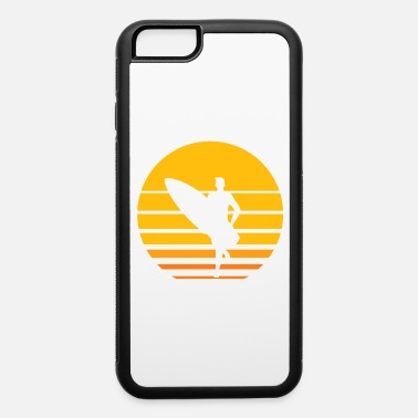 Sun Surf Windsurfing Gift Kitesurfing Sun Art - iPhone 6 Case