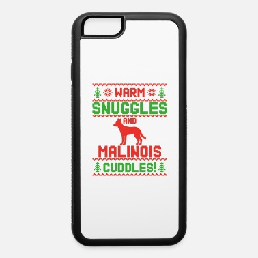 Place Of Birth Warm snuggles and malinois cuddles gift - iPhone 6 Case