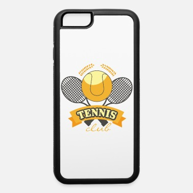 Sports Sport Racket - iPhone 6/6s Rubber Case