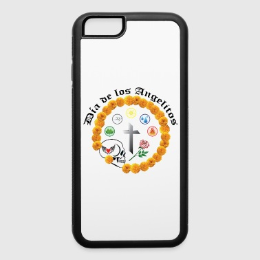 Fps Día de los Angelitos Flor FP B D77 - iPhone 6/6s Rubber Case