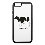 cow phone case iphone 6s