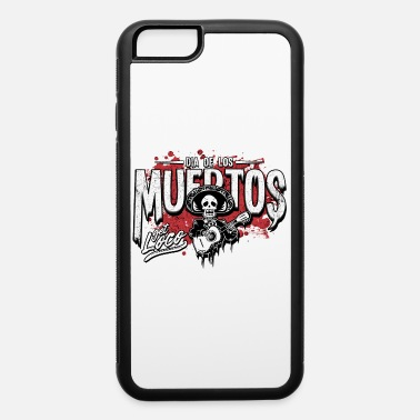 Voodoo day of the dead mariachi - iPhone 6 Case