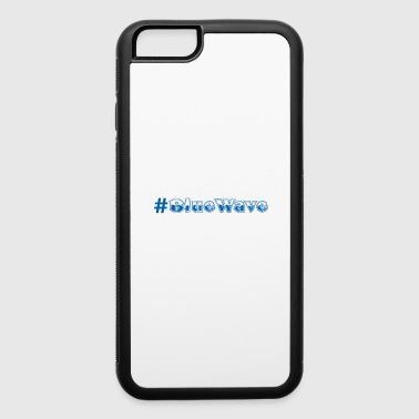 Blue Wave - iPhone 6/6s Rubber Case