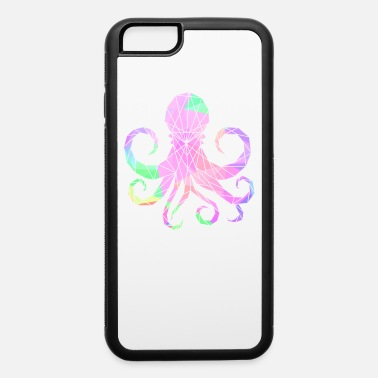 Colorful Octopus Colorful Abstract Octopus Design - iPhone 6 Case