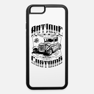 Hot Rod Hot Rod - Antique Customs - iPhone 6/6s Rubber Case