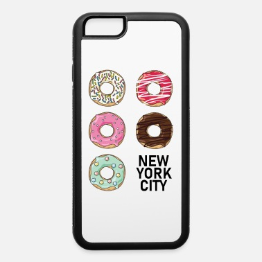Bronx Donuts - New York City - NYC - USA - Pancake - iPhone 6 Case