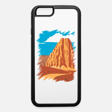 Capitol Cathedral Valley Loop - iPhone 6 Case