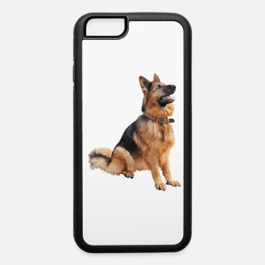 German Shepherd GERMAN SHEPHERD SITTING - iPhone 6 Case
