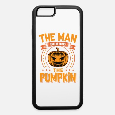 Gawkclothing Halloween Pregnancy Man Pumpkin - iPhone 6 Case