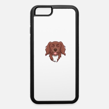 Comics Cuty Münsterland dog - Comic - iPhone 6 Case