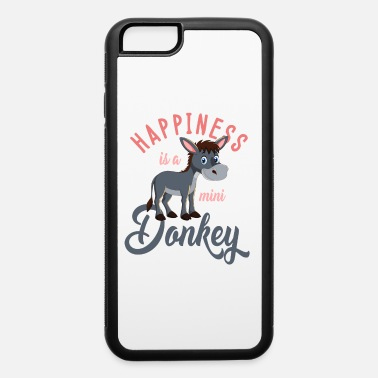 Donkeys donkey, bad donkey, smart donkey - iPhone 6 Case