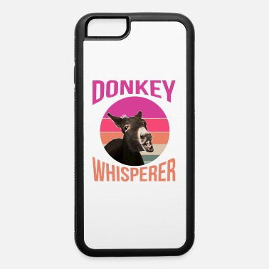 Donkeys donkey, love donkeys, funny donkey - iPhone 6 Case