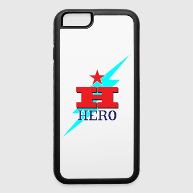 Hero - iPhone 6/6s Rubber Case