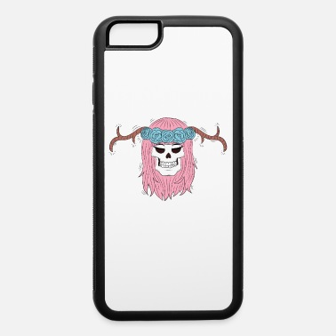 Punk Punk Hard Rock Skul - iPhone 6 Case