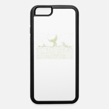 Enviromental Save the Whale, Ocean Protector - iPhone 6 Case