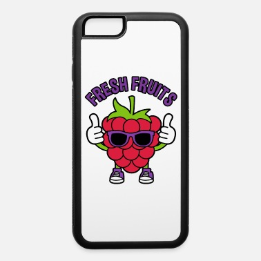 Raspberries Fresh fruits RASPBERRY - iPhone 6 Case