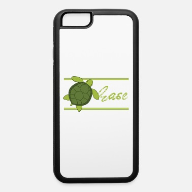 Sea Shell Try To Be Like The Turtle At Ease In You Own Shell - iPhone 6 Case