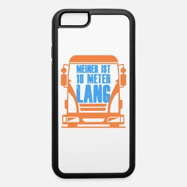 Mining Truck Truck driver bus driver trucker funny gift - iPhone 6 Case