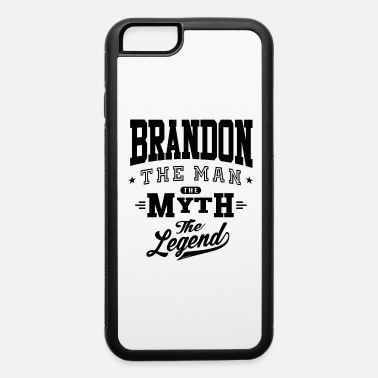 Brandon Brandon - iPhone 6/6s Rubber Case
