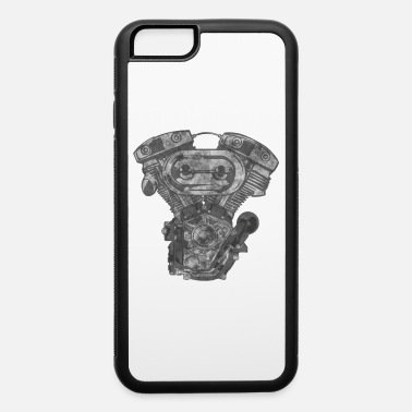 Grunge motor grunge - iPhone 6 Case
