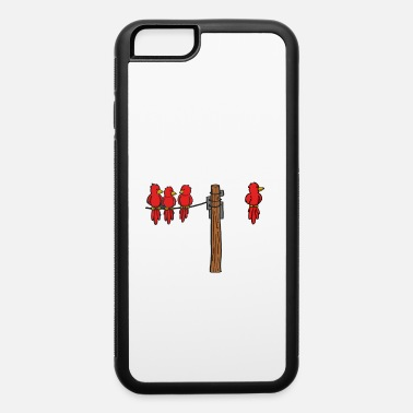 Influence &amp wifi tshirt - iPhone 6 Case