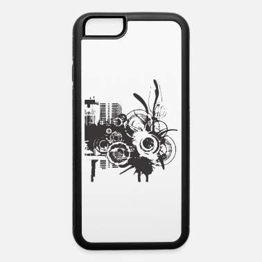 Urban Shapes - iPhone 6/6s Rubber Case
