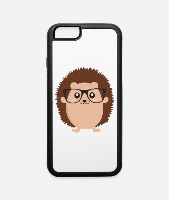 Tech iPhone Cases - Nerd product - iPhone 6 Case white/black