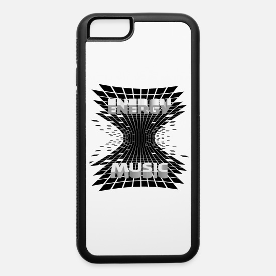 Love iPhone Cases - musicenergy - iPhone 6 Case white/black