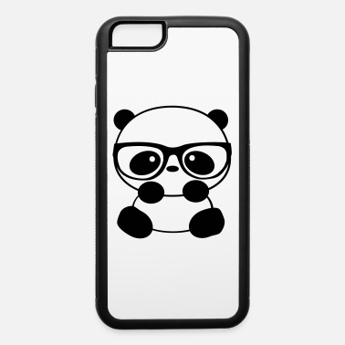 Moron Nerd Panda - iPhone 6 Case