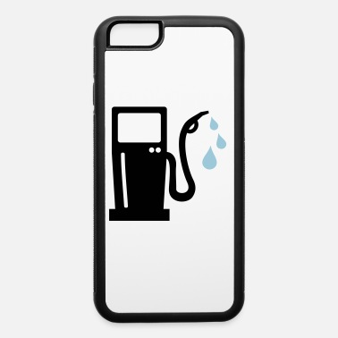 Petrol gas station - petrol pump - petrol - iPhone 6 Case