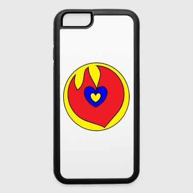 Flaming FLAME 7 - iPhone 6/6s Rubber Case