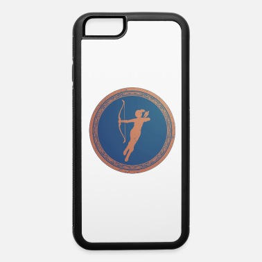 Girl Elven Elf Wood Elf Archer - iPhone 6 Case