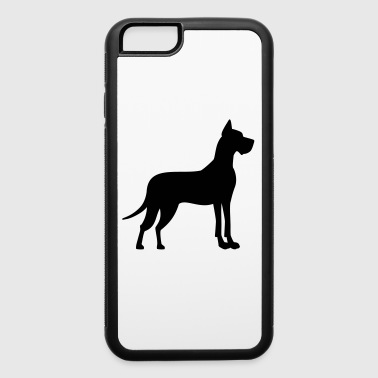 Great Dane - iPhone 6/6s Rubber Case