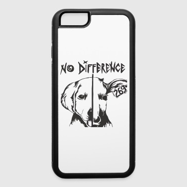 Different NO DIFFERENT - iPhone 6/6s Rubber Case