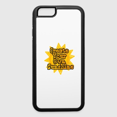 Beyou Create Your own sunshine - iPhone 6/6s Rubber Case