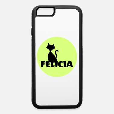 First Name Felicia first name - iPhone 6/6s Rubber Case