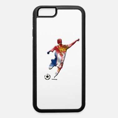 Serbia Serbia - iPhone 6/6s Rubber Case
