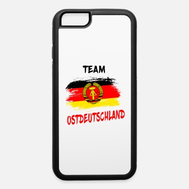 East Germany Team Ostdeutschland / East Germany Gift Germany - iPhone 6 Case