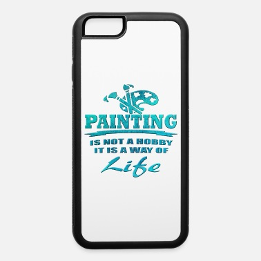 Painting Painting - iPhone 6/6s Rubber Case