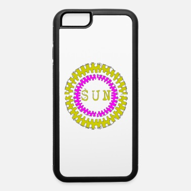 Goa love jah sun - iPhone 6 Case