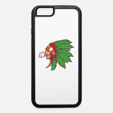 Indian Brave Indian Warrior - iPhone 6 Case
