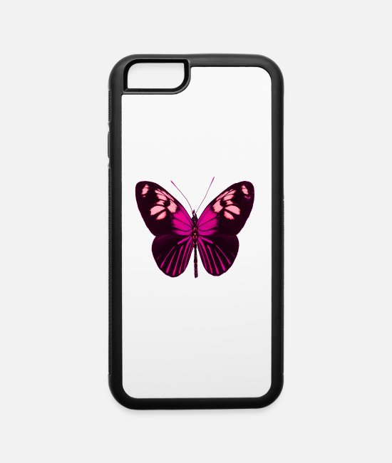 Design iPhone Cases - Bisexual Butterfly - iPhone 6 Case white/black