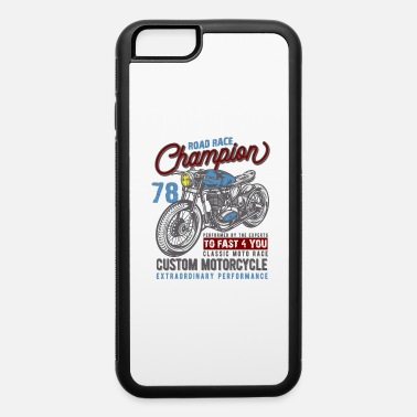 Road Race Motorcycle - iPhone 6 Case