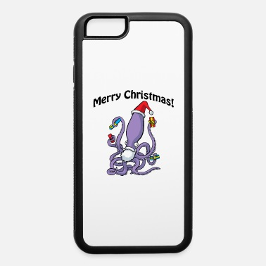 Cephalopod Christmas cephalopod - iPhone 6 Case