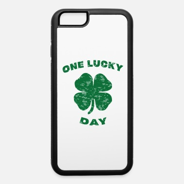 Lucky 13 Lucky Day St Patrick Kids Green Clover Irish Gift. - iPhone 6 Case