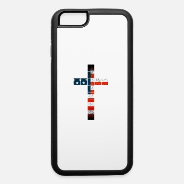 Cool Christian American Cross Cool Christian - iPhone 6 Case