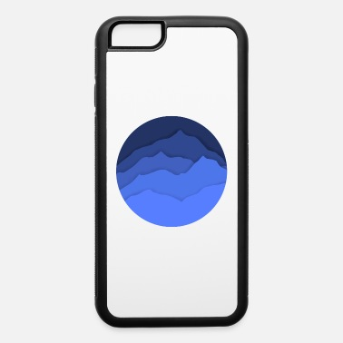 Blue Mountain Blue Mountain Waves - iPhone 6 Case