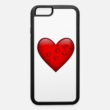 Hoof horse hoof heart - iPhone 6 Case