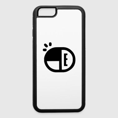 E NAME TAG - iPhone 6/6s Rubber Case